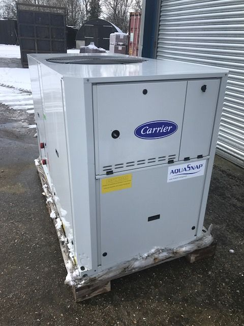 Carrier Aquasnap 60 Kw Brand New Chillerused Water
