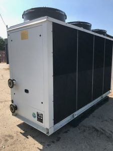 DAIKIN EWAP 100 CHILLER ACQUISITION Used Water Chillers